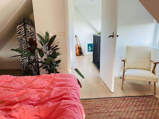 slaapkamer woonhuis