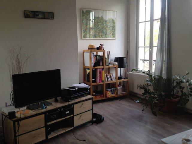 Maison lumineuse en centre ville - Niort - Apartment