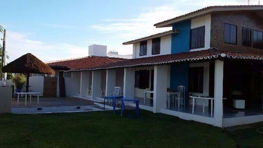 Casa da Beira mar de Ponta de pedra - Goiana