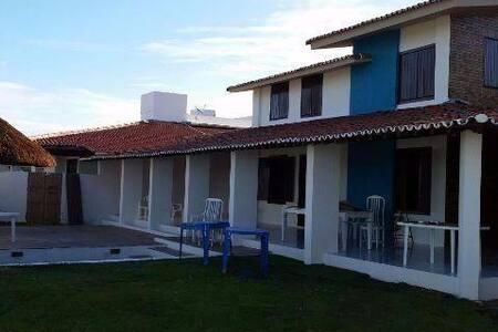 Casa da Beira mar de Ponta de pedra - Goiana - Ev