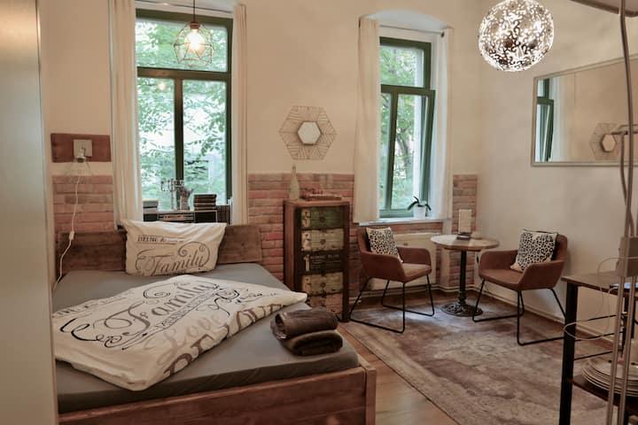 Apartment No. 1, Neustadt, Rear House