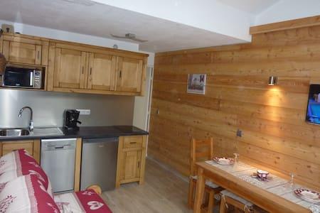 Avoriaz 2rooms,quiet,perfect condition,front slope - Avoriaz,Morzine, Auvergne-Rhône-Alpes, FR