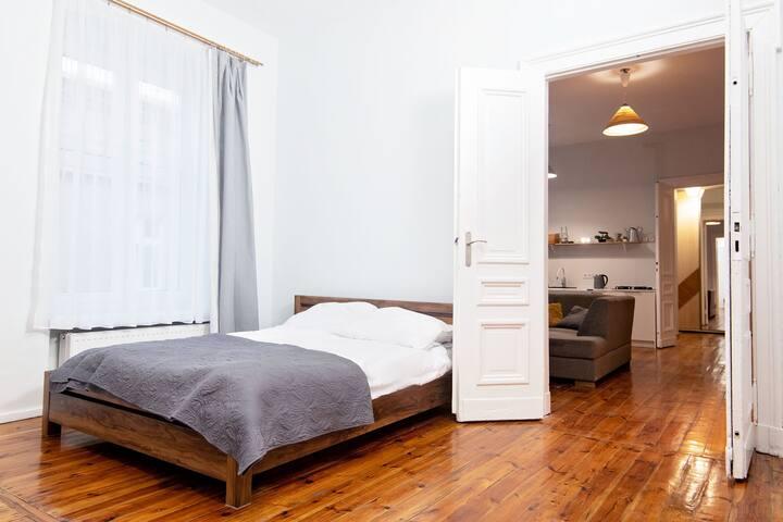 Piotrkowska 59 - przestronny apartament na deptaku