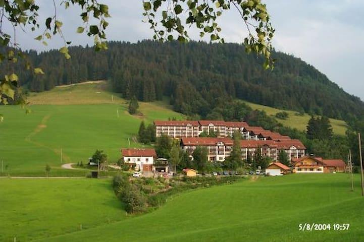 Naturnaher Urlaub im Allgäu - Missen-Wilhams - Selveierleilighet