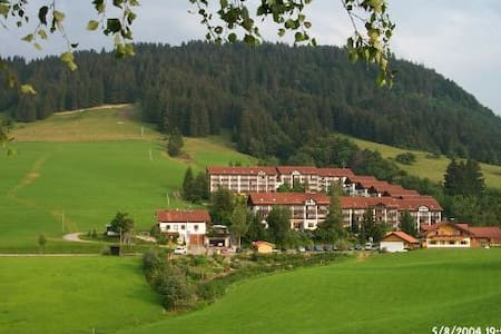 Naturnaher Urlaub im Allgäu - Missen-Wilhams - Kondominium