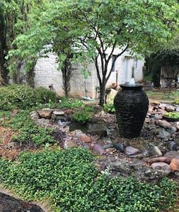 Charming Artist Garden Studio