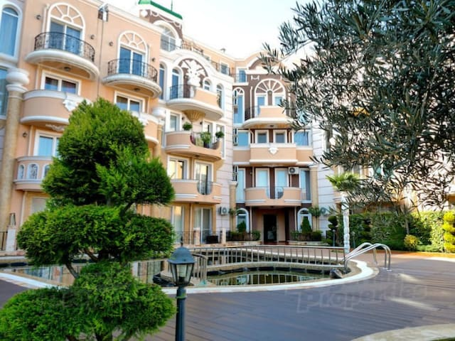 Black sea Mellia 8 apartment1, Ravda