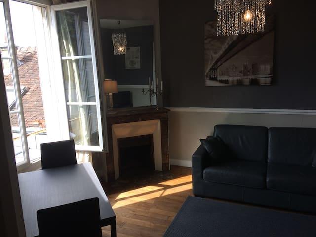 Appartement T3 cœur de ville Fontainebleau