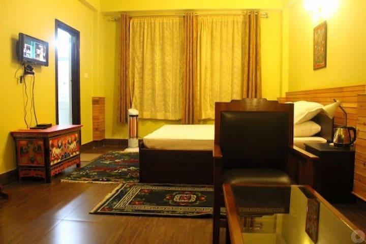 Private Room at La Bougain Villa - East Sikkim
