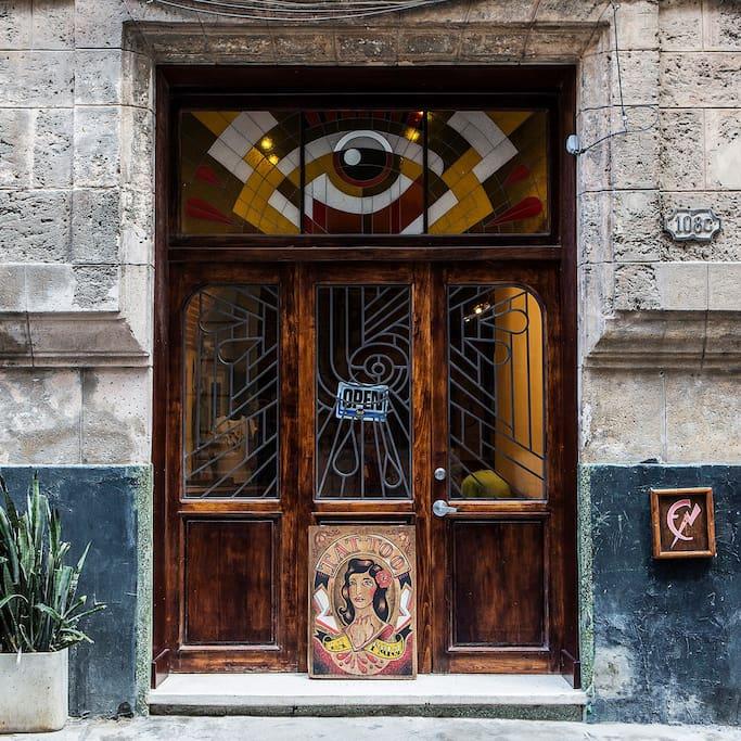 Photo de Casa del Arabe