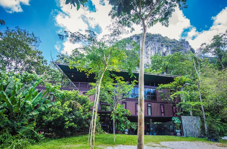 Templer Park Rainforest Retreat - Container