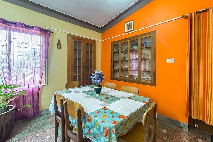 Family Getaway at Honey Palace, Madikeri