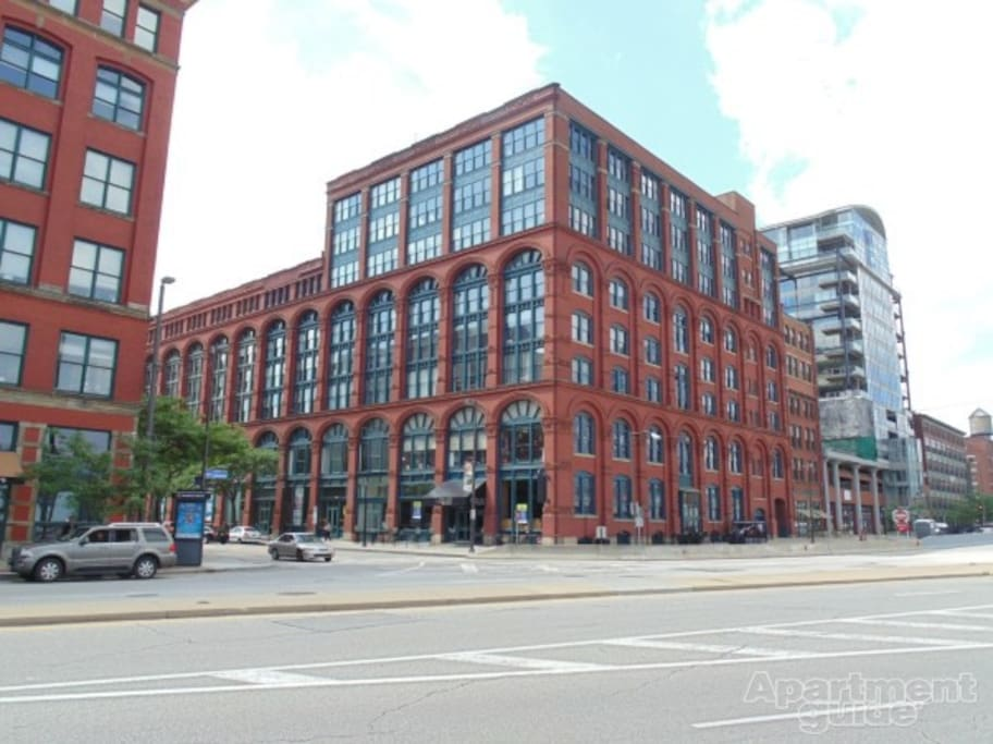 Rnc Ph Apartment Downtown Cleveland Apartments For Rent In Cleveland Ohio United States