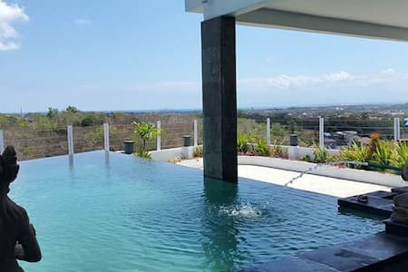 Stunning View Room In Villa with Pool in Nusa Dua - 南クタ - 別荘