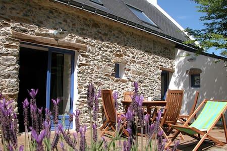 Chez Marguerite, jolie maison à Belle-Île-en-Mer - Sauzon