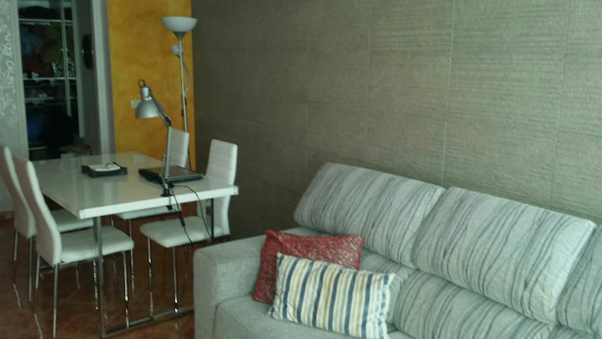 Room with local people - Santa Cruz de Tenerife - Apartamento