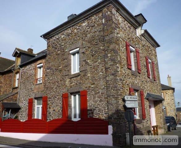 Maison 140m2 à 20 minutes de Rennes - Talensac - Řadový dům