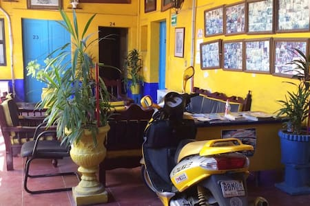 Habitación en Casa de Huéspedes, Centro, La Paz - La Paz