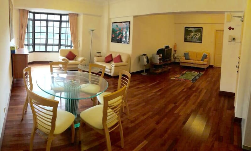Spacious 3-Bedroom Apartment @ Genting Highlands - Genting Highlands - Apartament