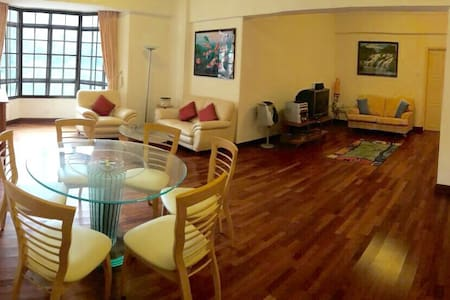 Spacious 3-Bedroom Apartment @ Genting Highlands - Genting Highlands