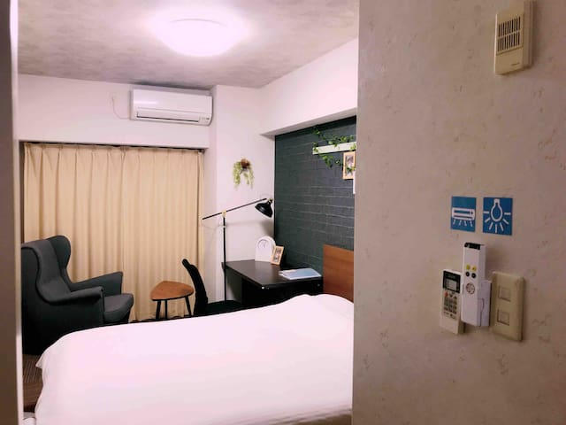 【Kyoto certified】Hotel private room 402