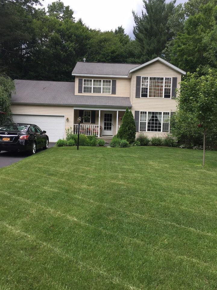 Saratoga Springs Rental