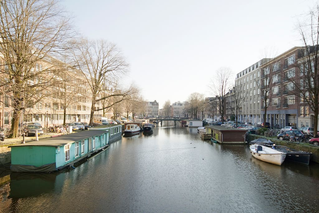 amsterdam houseboat centre airbnb 408inc blog