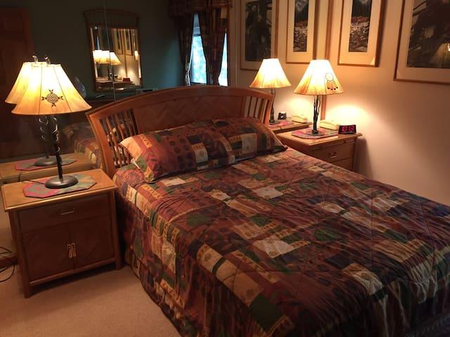 1 BR/BA in 2BR/2BA condo share living area w host
