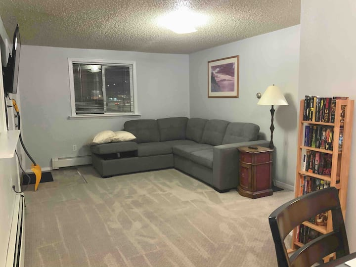 Very Clean Apartment Close to Downtown!