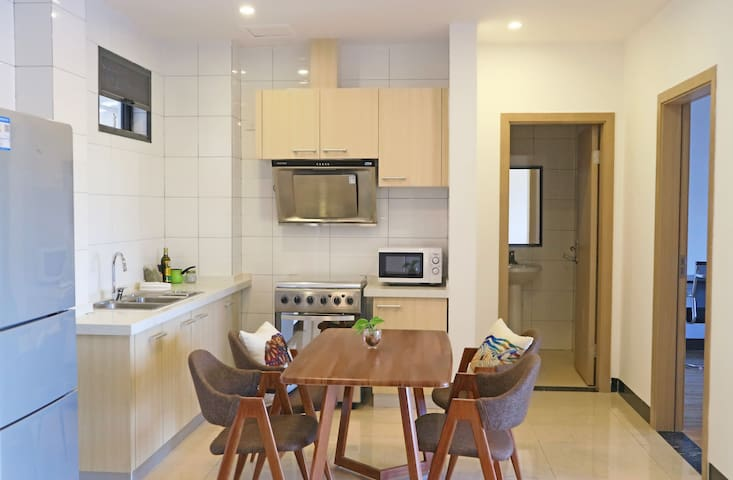 Studio apartment in Kigali--Near the Airport