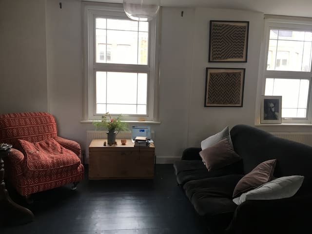 Room in a beautiful town house