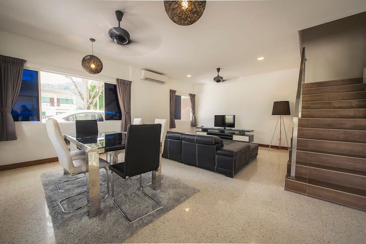 New Modern Renovated Double Storey Semi-D - Tanjung Bungah - House