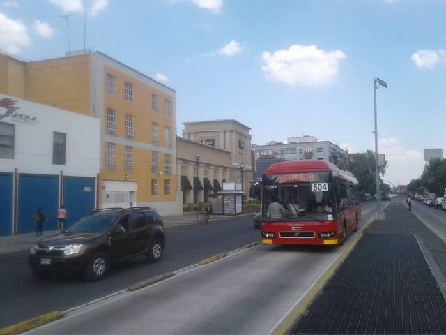 Departamento en el corazón de CDMX - Ciudad de México - Selveierleilighet