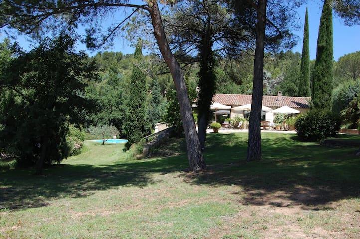 Maison de charme en Provence - Le Tholonet - Le Tholonet