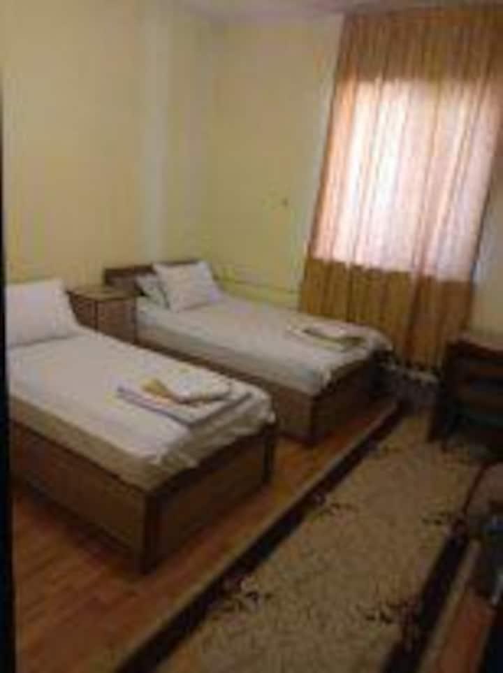 Safar Hotel Twin Rooms