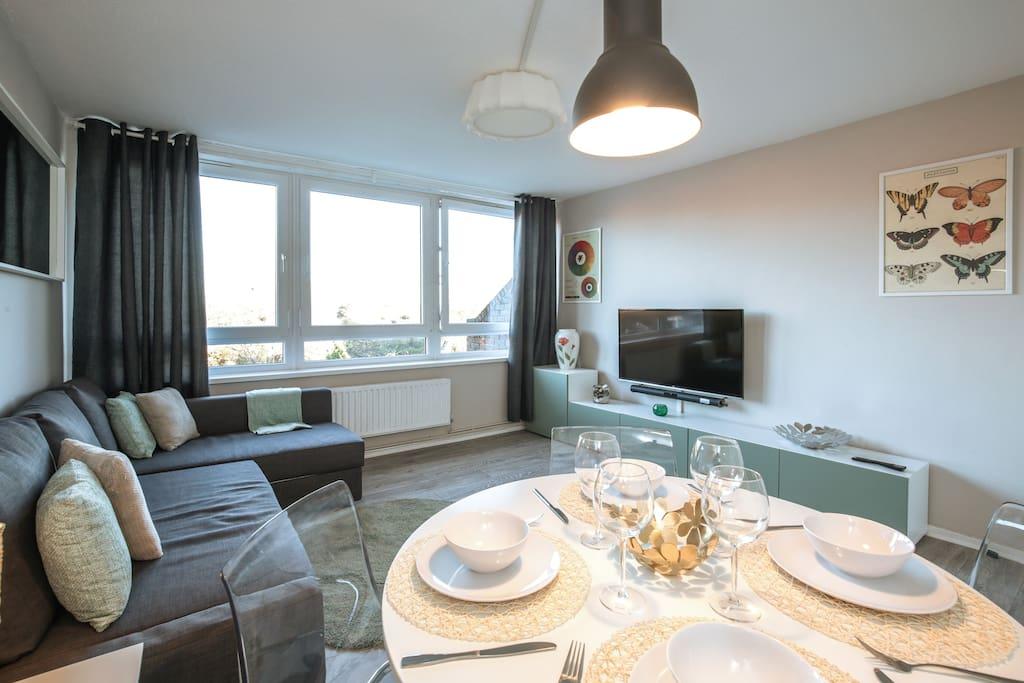Tottenham Hale Riverside apartment , - Apartments for Rent ...