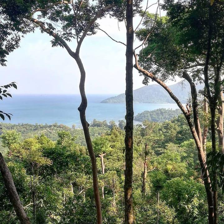 Private villa in Atremaru Nature Park! - Rapitik