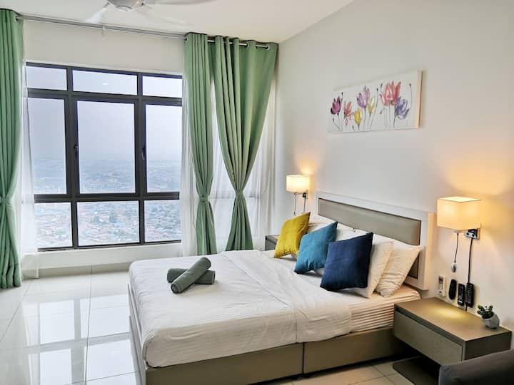 AA Suites @ Evo Soho,Bandar Baru Bangi (FreeWiFi)