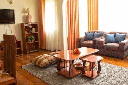 Nairobi Hill Elegance- Upper Hill 2 bedrooms