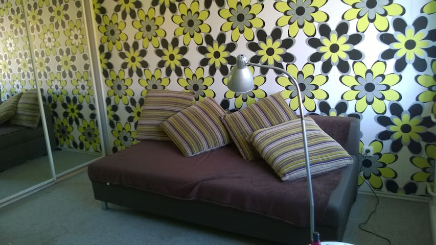 Small private apartment, quiet area - Tartu - Apartment