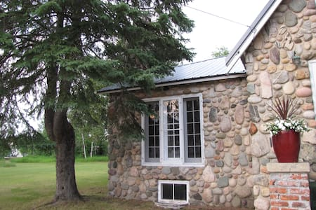 The Stone House, Private Room, Twin Bed