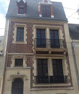 Appartement de charme au cœur de la ville - Dourdan - Apartmen