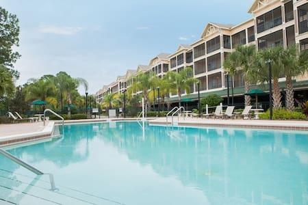 Palisades Resort - Luxury Condo 3B - Winter Garden - Departamento