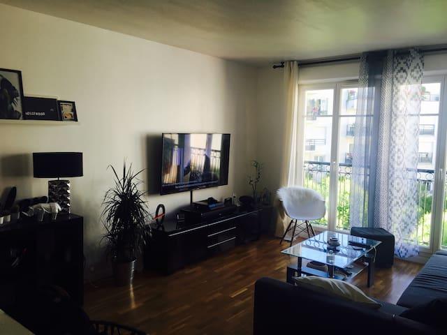 50m2 moderne au cœur de ville - Le Plessis-Robinson - Wohnung