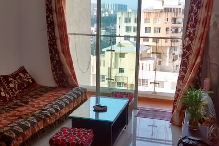 1 Private Bedroom with attached Bathroom. Powai - Mumbai