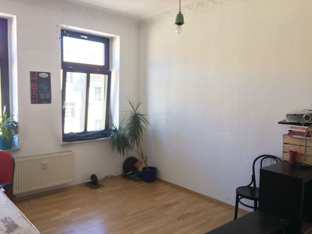 Einzimmerwohnung Leipzig für WGT / CCC