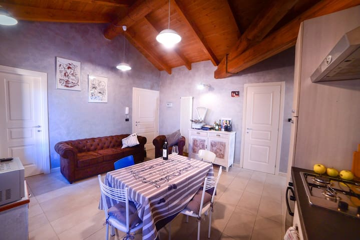 Residenza Massimo D'azeglio - Nizza Monferrato - Lägenhet