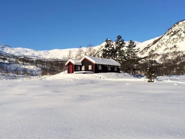 "Mountain cabin ""Liahaugen""."