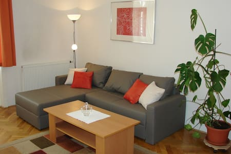 Nice quiet apartment close to park and the centre - Litoměřice