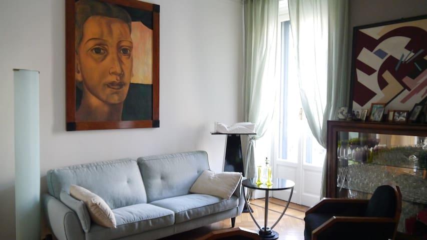 Appartamento di charme in Viale Corsica